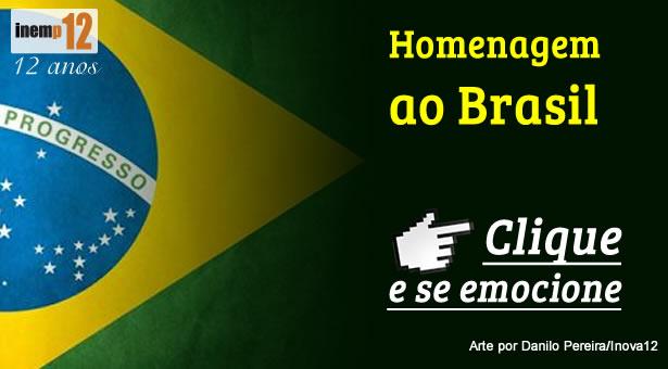 Homenagem ao Brasil