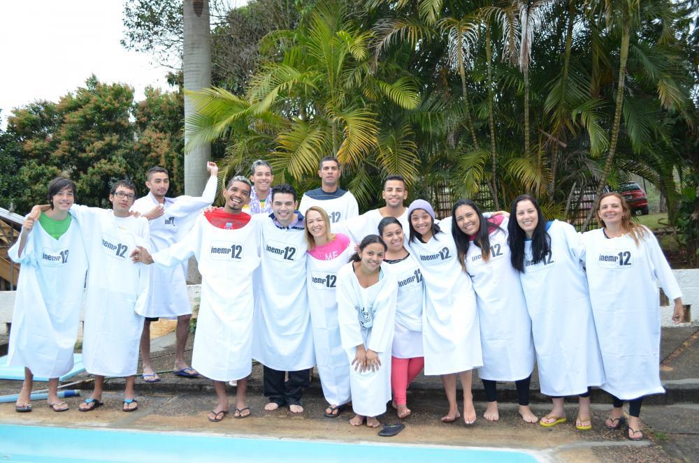 Batismos 27/07/2014