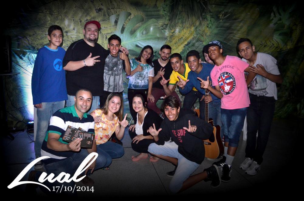 Lual - Rede de Jovens 17/10/2014