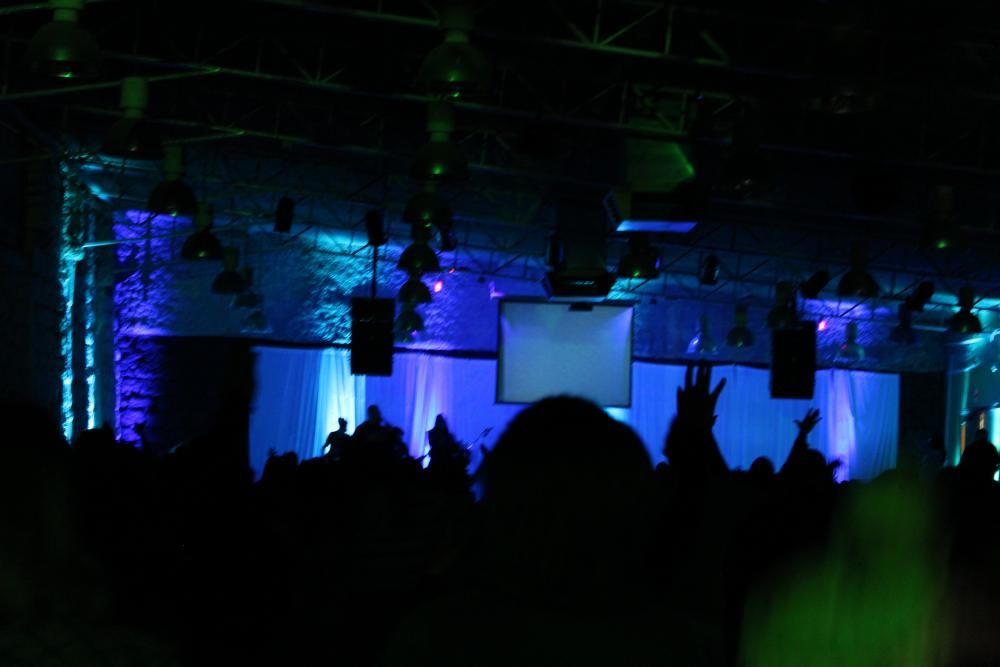Culto 22/10/2014