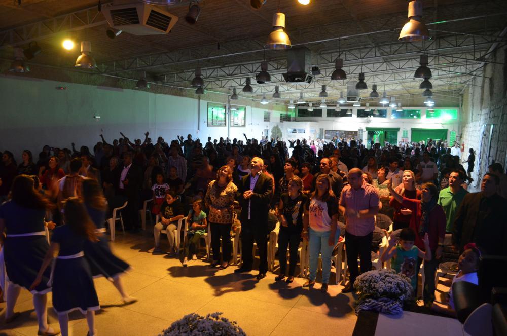 Congresso Avivamento na Fam�lia 2015 - 1� Dia