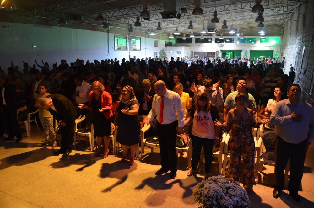Congresso Avivamento na Fam�lia 2015 - 2� Dia