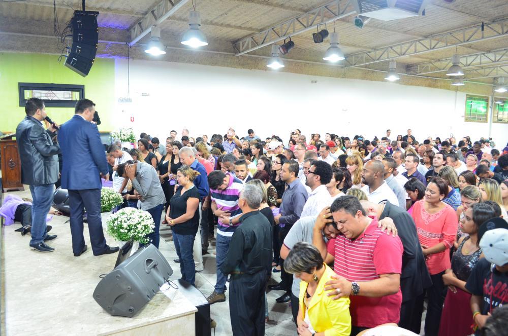 Congresso Avivamento na Fam�lia 2015 - 3� Dia