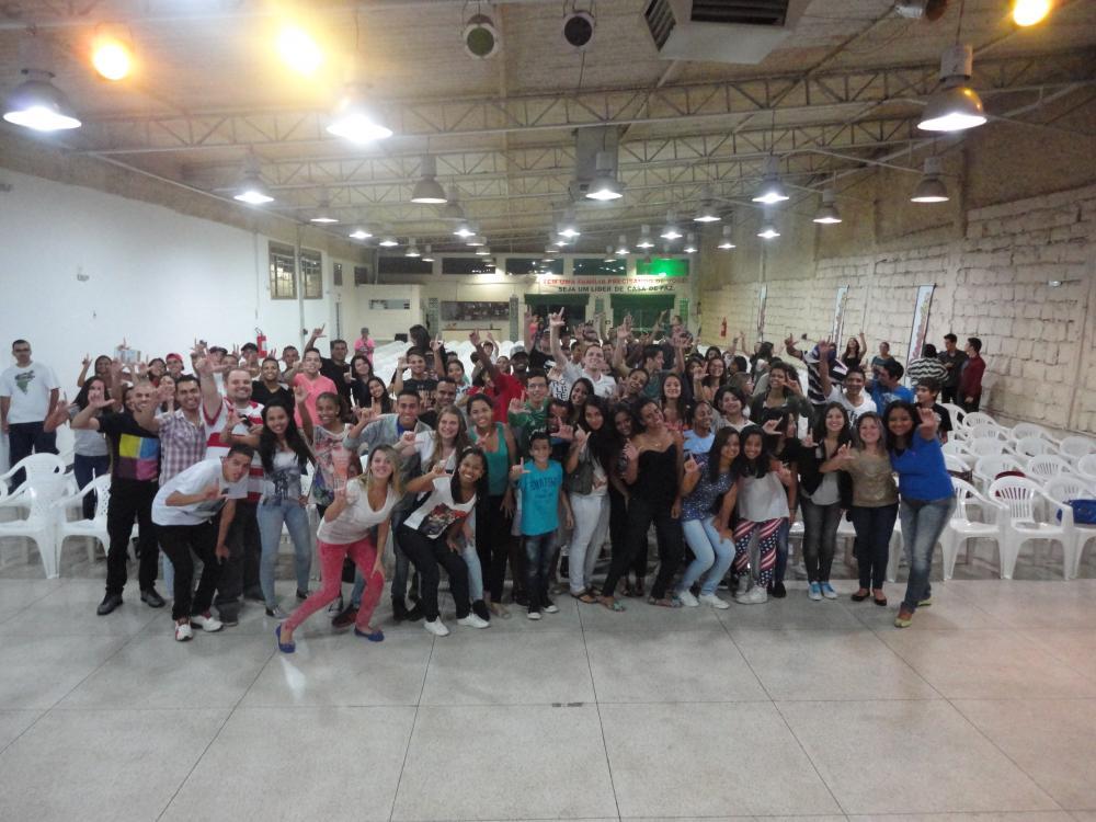 Primeira Rede de Jovens de 2014