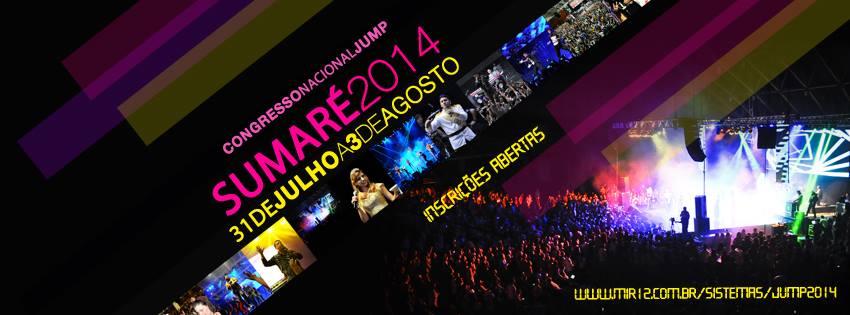 CONGRESSO JUMP SUMAR� 2014