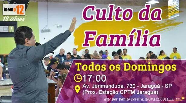 Culto da Fam�lia
