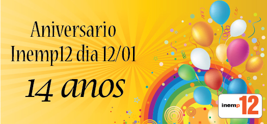 Festa de 14 anos Inemp12 - 12/01/2015