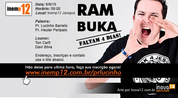 Pr. Lucinho - Rambuka 2015